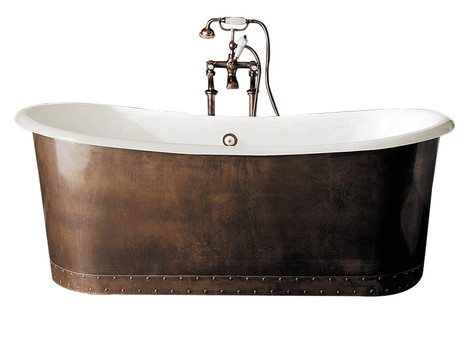 Тренд недели: ванная комната в классическом стиле   галерея [1] фото [3]