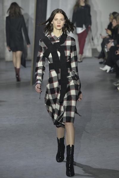 Лучшие показы Недели моды в Нью-Йорке: 16 февраля | галерея [3] фото [5]