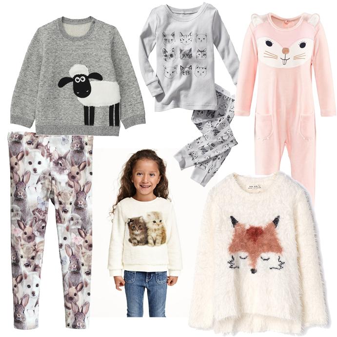 Выбор ELLE: Uniqlo, Old Navy, Little Marc Jacobs, H&M, Zara