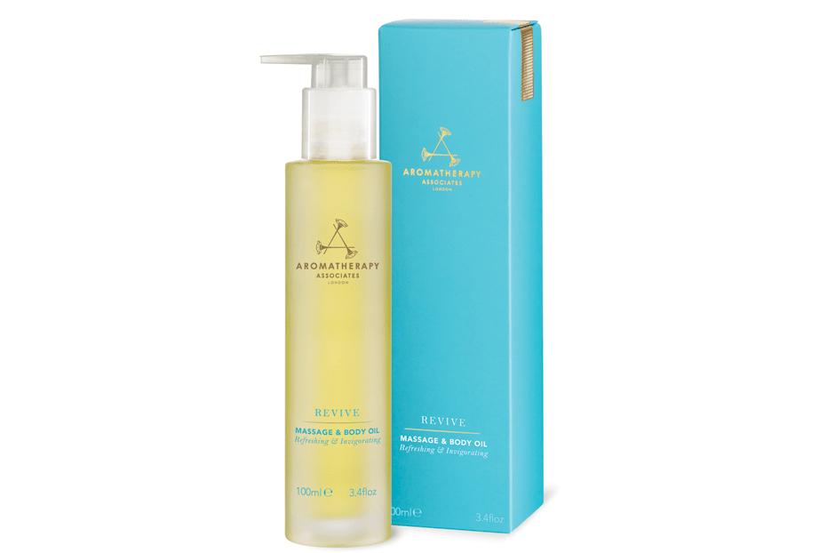 Aromatherapy Revive Massage & Body Oil