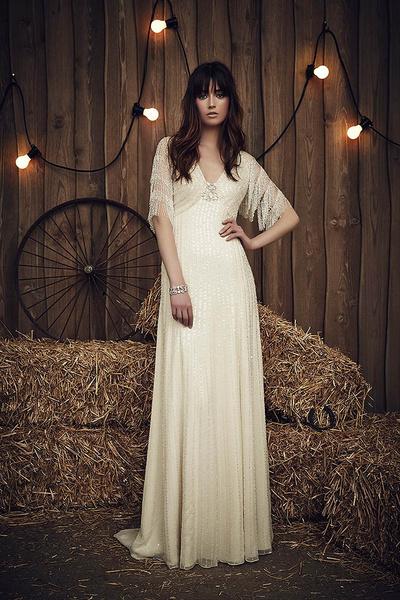 Лучшие коллекции Недели свадебной моды | галерея [6] фото [11]