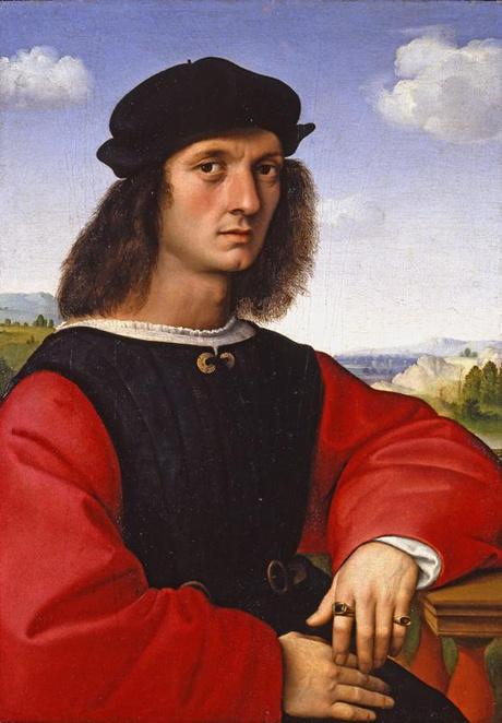 Портрет Аньоло Донни, 1505-1506
