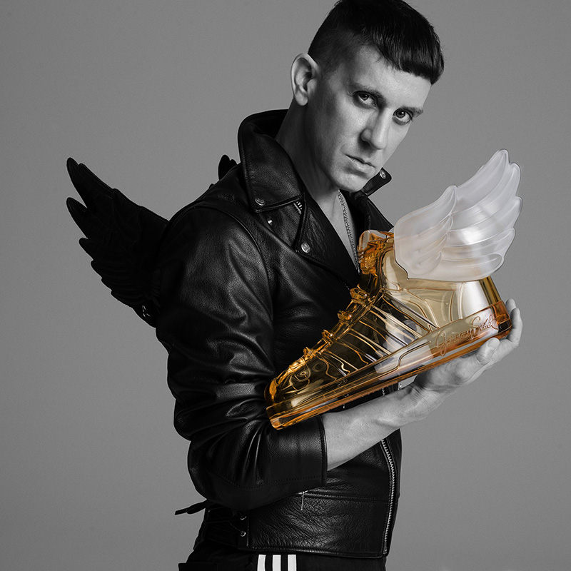 Аромат Jeremy Scott for Adidas Originals
