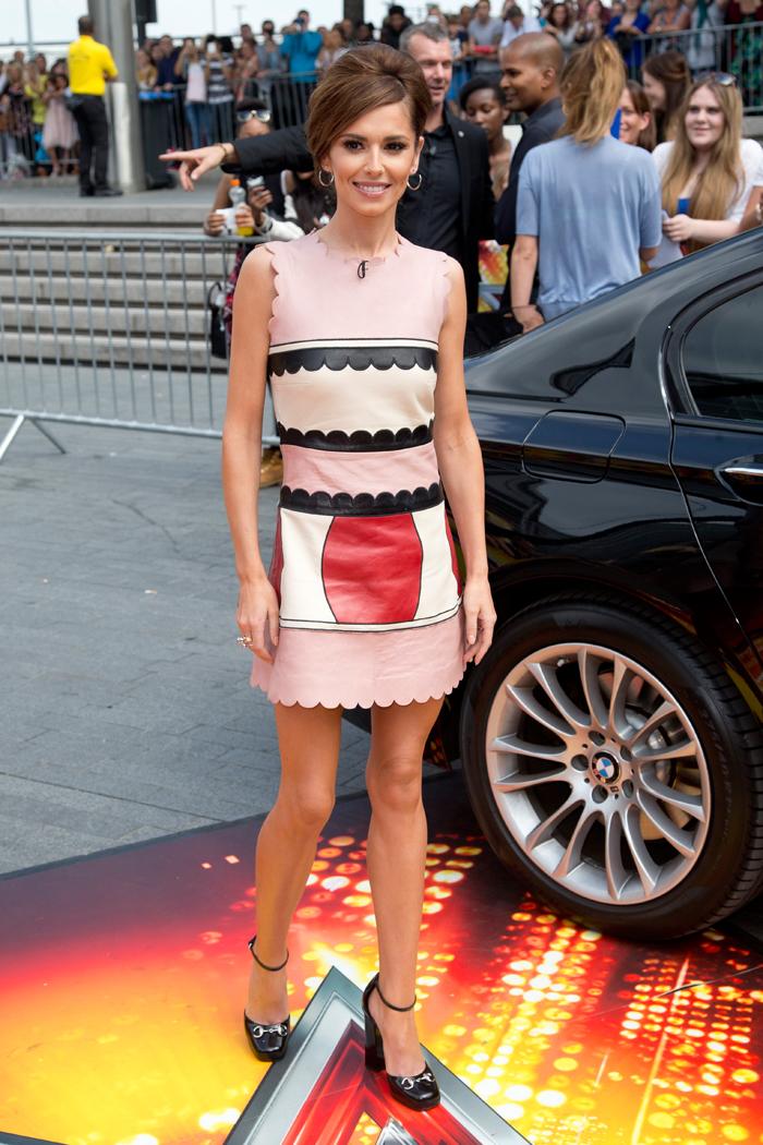 Шерил Коул на шоу The X Factor