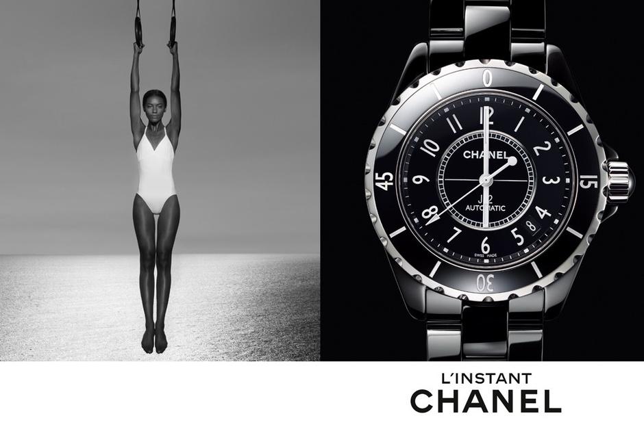 Часы Chanel в объективе Патрика Демаршелье