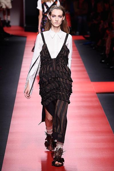 Неделя моды в Милане: день первый | галерея [2] фото [11]