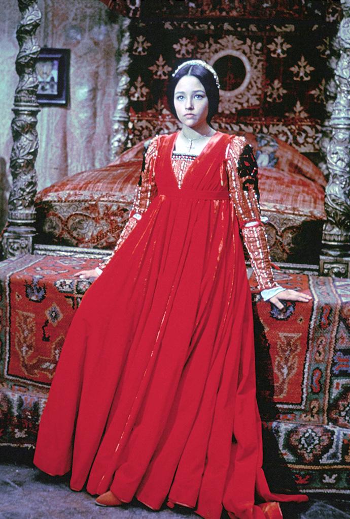 Монжардино был главным художником фильма «Ромео и Джульетта» Франко Дзеффирелли (1968). Роль Джульетты исполнила15- летняя Оливия Хасси.