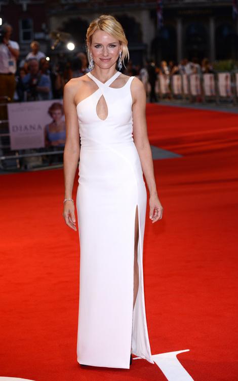 Наоми Уоттс на мировой премьере фильма «Диана»