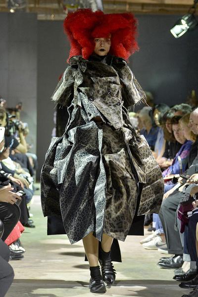 Неделя моды в Париже: день пятый | галерея [4] фото [5]