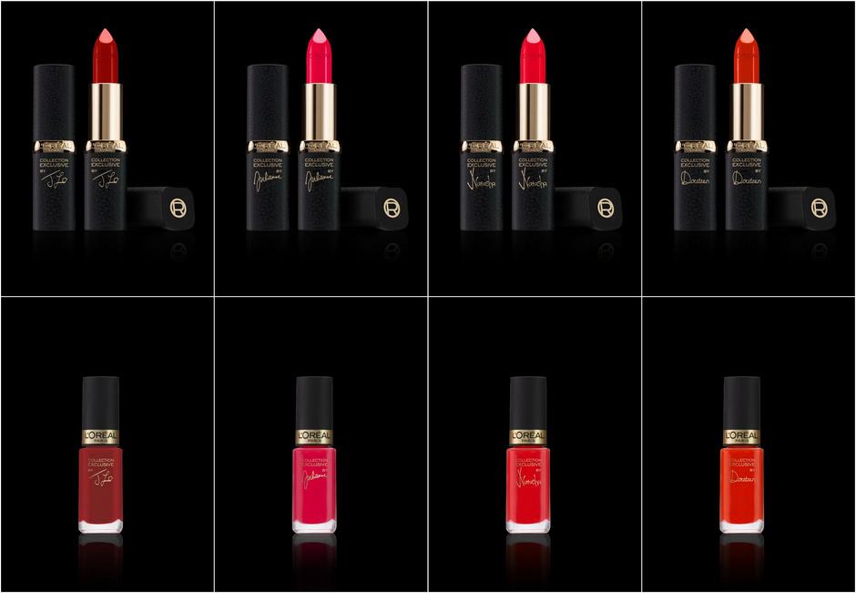 Частная коллекция Pure Redsоm Color Riche от L'Oreal Paris