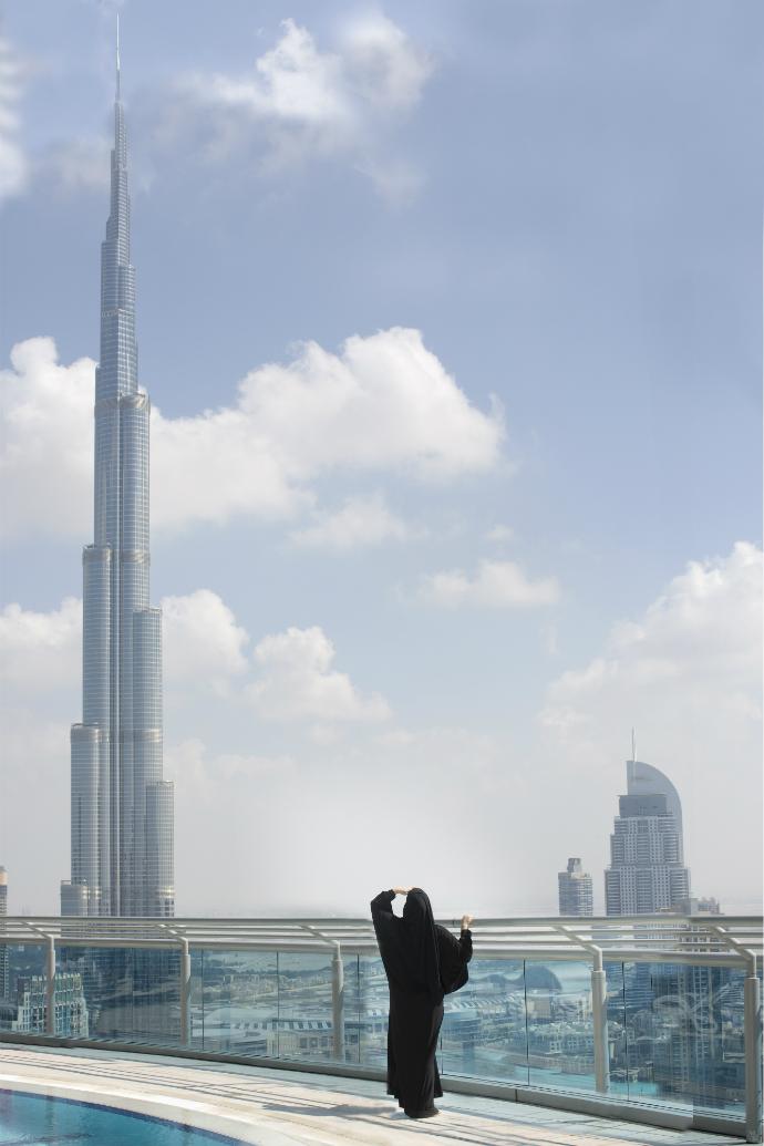 Бурдж Халифа, Дубай, ОАЭ