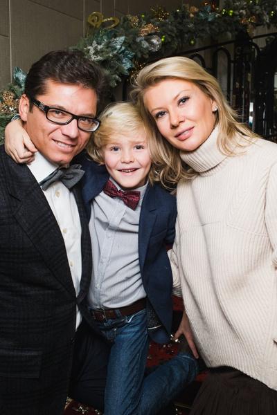 Звезды с детьми на новогодней елке Cartier | галерея [1] фото [3]