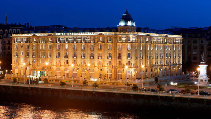 Hotel Maria Cristina 1