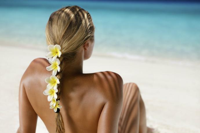 как избавиться от шелушения после загара