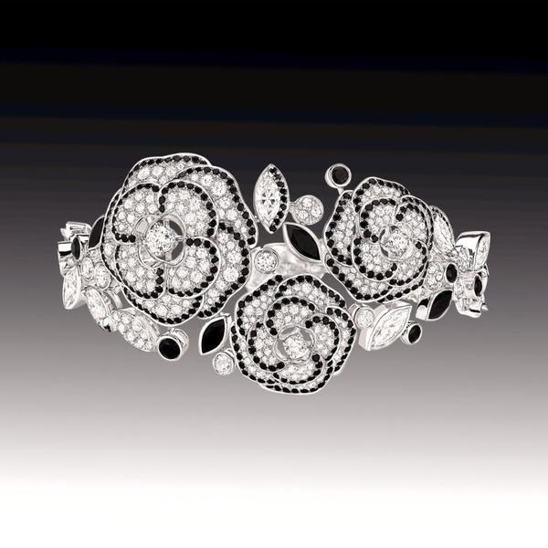 ELLE Obsession: ювелирная коллекция Jardin de Camélias от Chanel