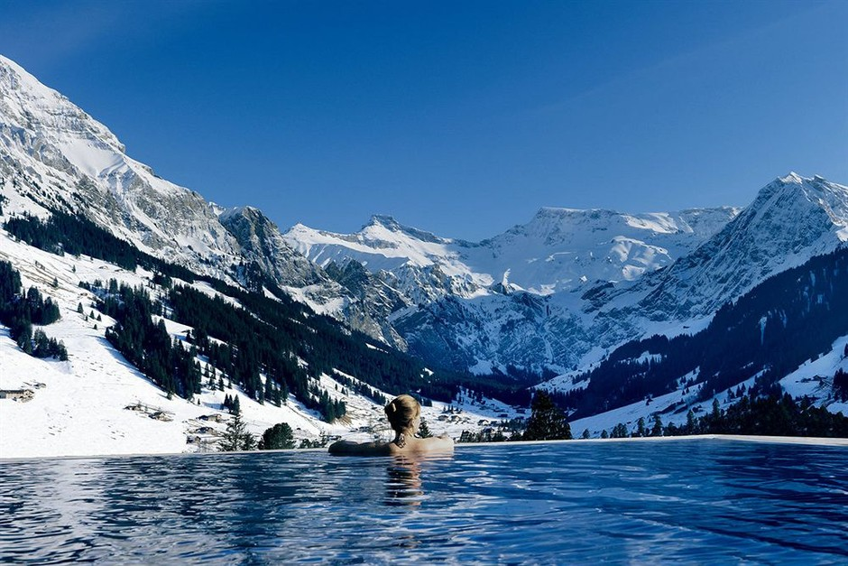 The Cambrian Hotel, Швейцария