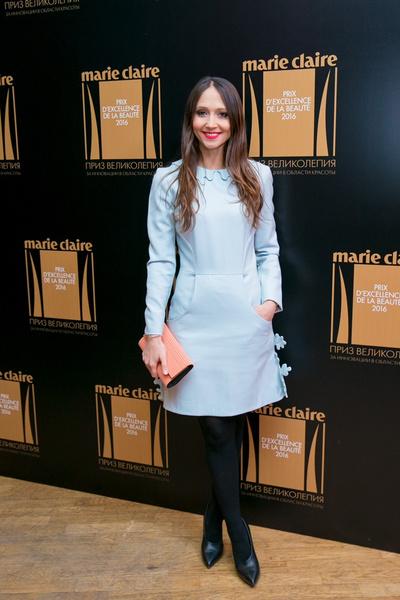 Marie Claire вручил премию в области красоты Prix d'Excellence de la Beauté 2016 | галерея [1] фото [15]