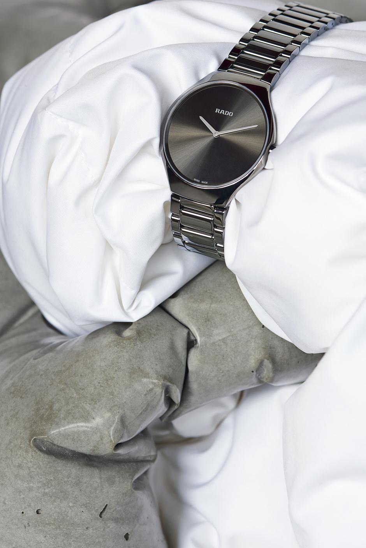 Налегке: ультратонкие часы Rado пополнили коллекцию True Thinline