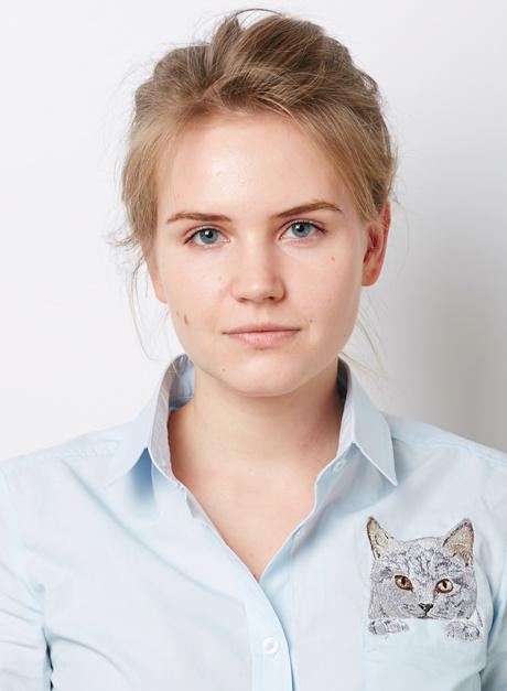 Мария Кулакова, редактор