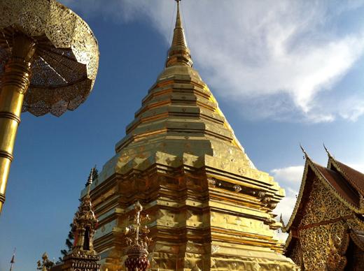 Храм Doi Suthep