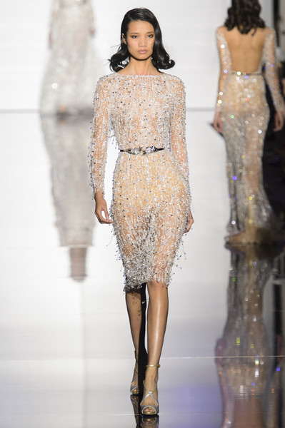 Показ Zuhair Murad Haute Couture | галерея [1] фото [24]