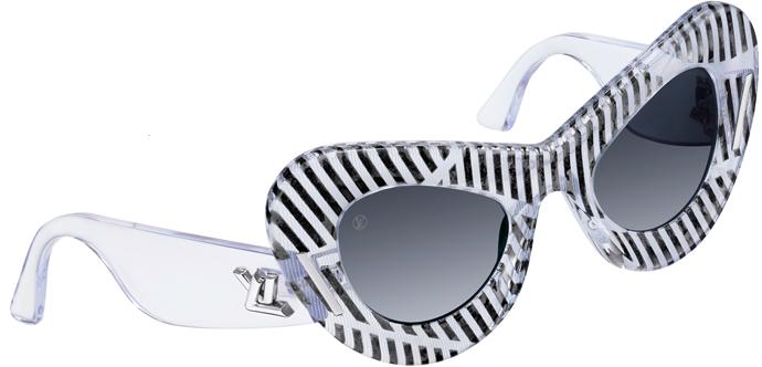 Солнцезащитные очки, Louis Vuitton.