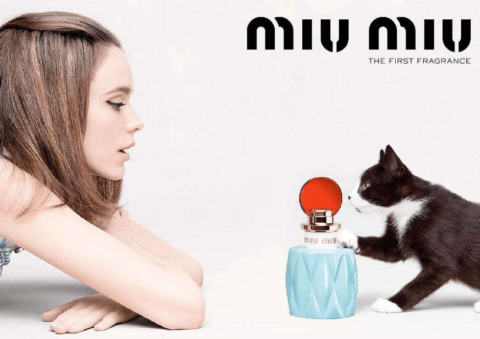 Весна зовет: Miu Miu представил дебютный аромат