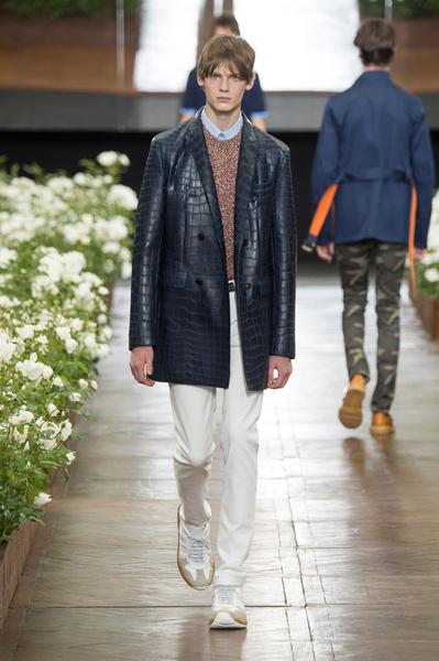 Неделя мужской моды в Париже: лучшие показы | галерея [6] фото [6]