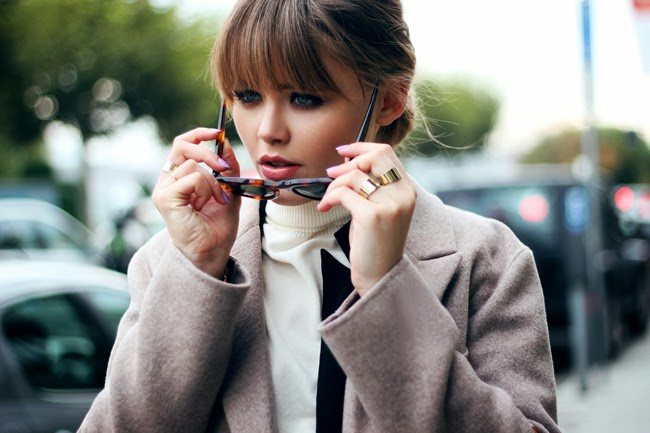 модные блогеры гардероб