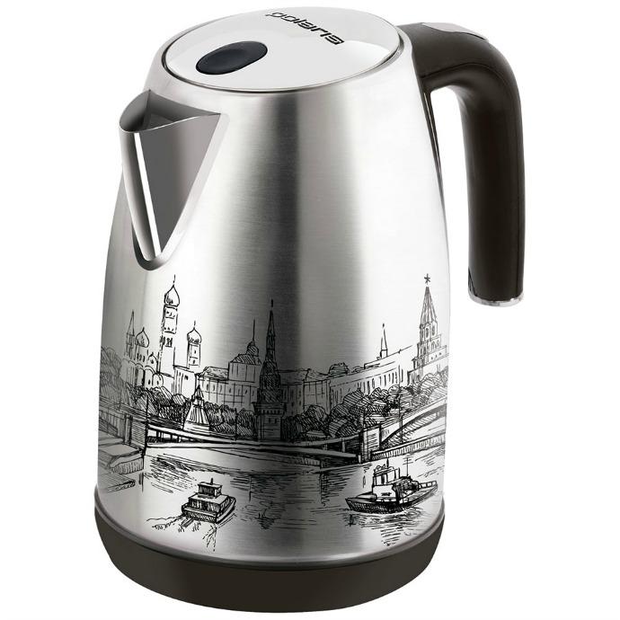 Дизайнерский чайник Polaris 1824CA Moscow