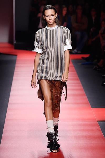 Неделя моды в Милане: день первый | галерея [2] фото [9]
