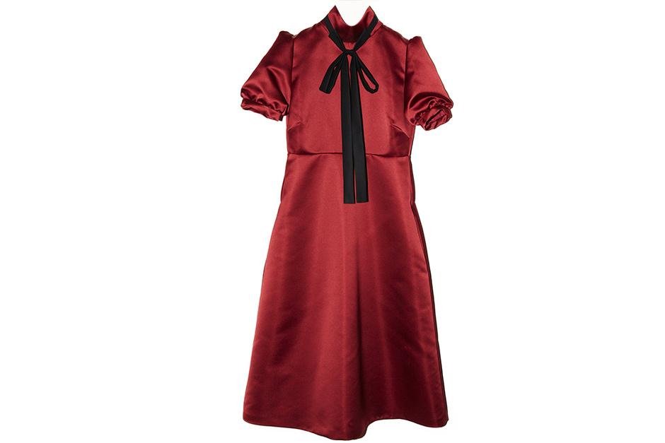 Платье, Rochas.