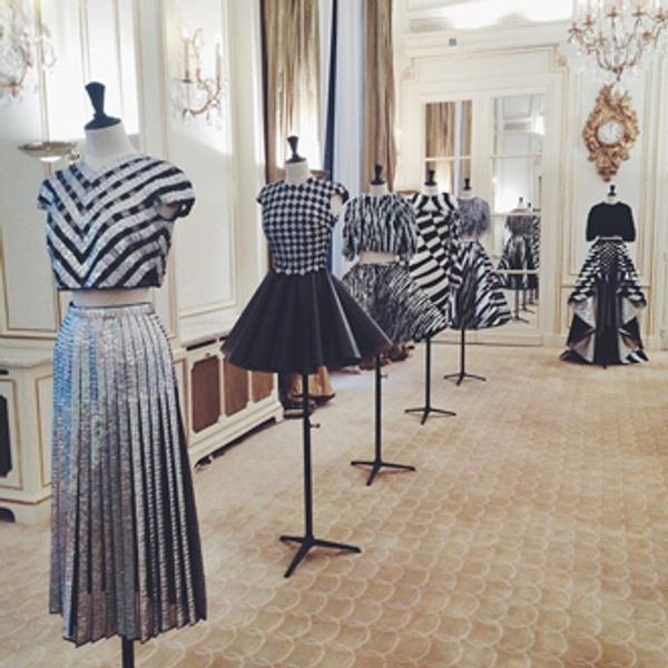 От первого лица: Неделя моды Haute Couture глазами редактора ELLE | галерея [5] фото [2]