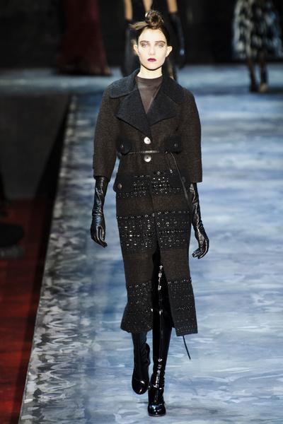 Показ Marc Jacobs на Неделе моды в Нью-Йорке | галерея [1] фото [6]