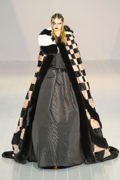 Самые красивые образы Недели моды в Нью-Йорке | галерея [1] фото [9]