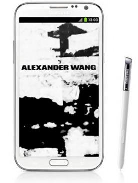 Samsung Galaxy х Alexander Wang