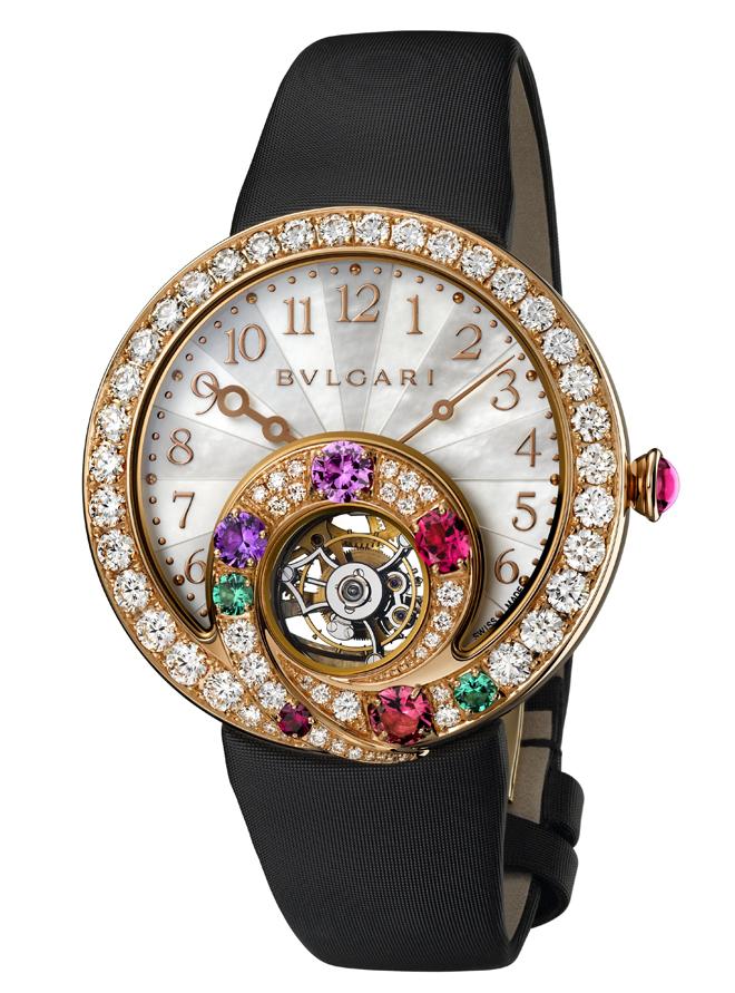Elle Obsession: часы Berries от BVLGARI