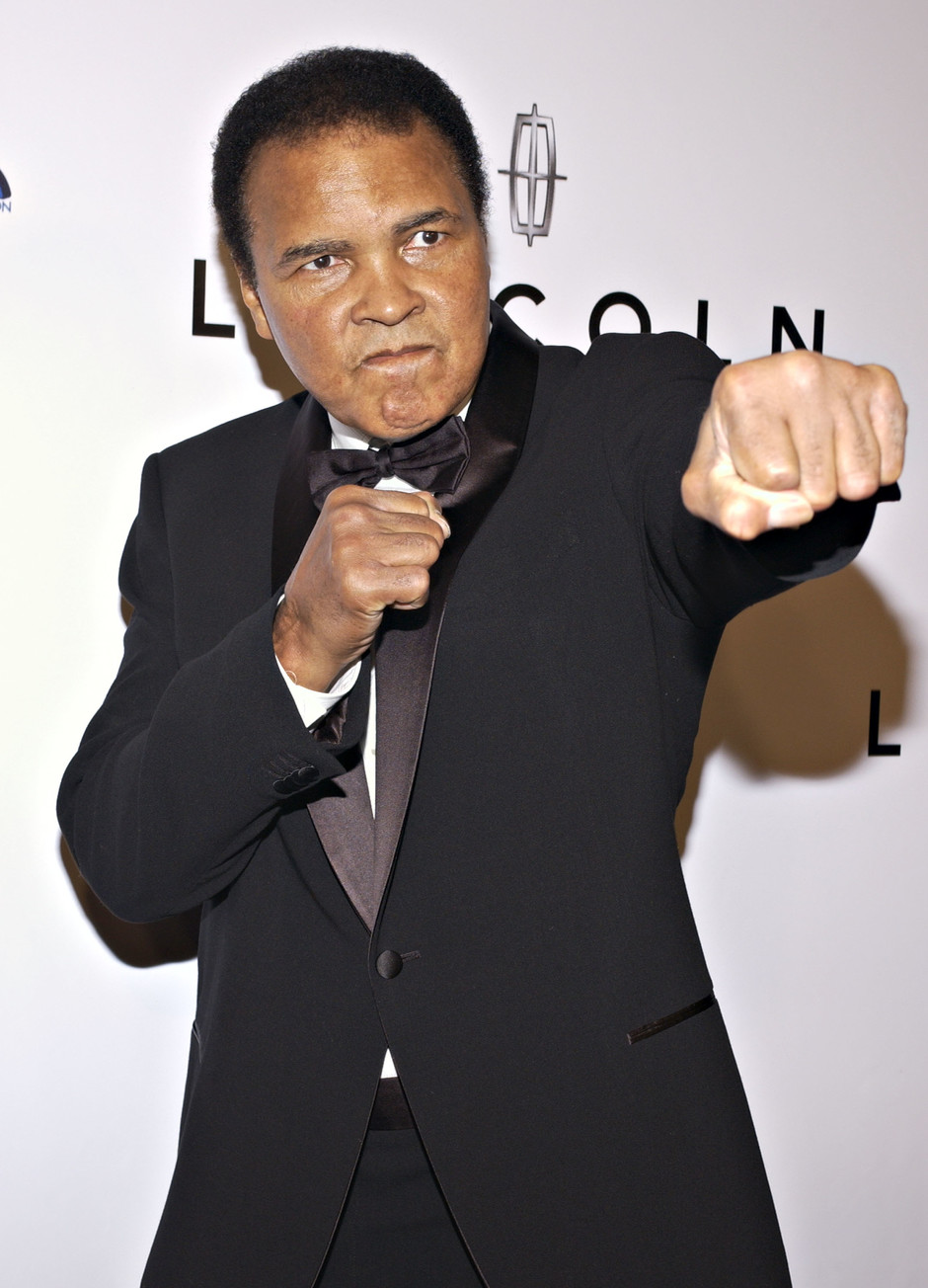 Умер Мохаммед Али