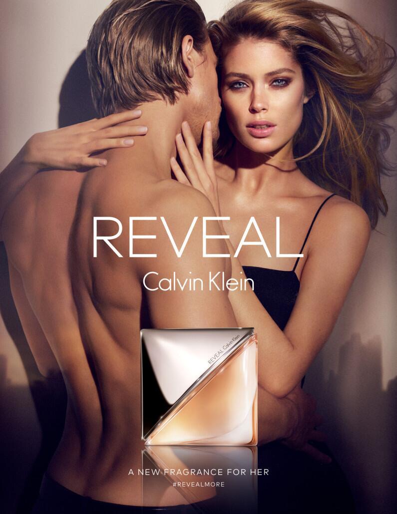 Даутцен Крез и Чарли Ханнэм в рекламе Calvin Klein