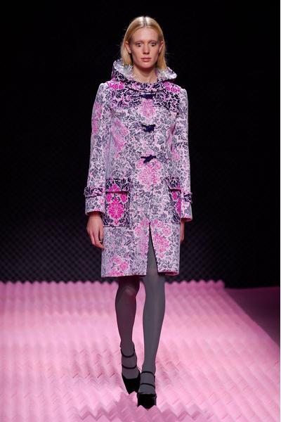 Показ Mary Katrantzou на Неделе моды в Лондоне | галерея [1] фото [28]