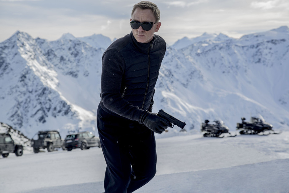 Кадр из фильма «007: Спектр»: фото