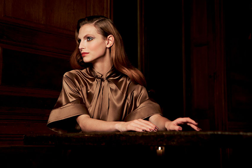 роскошную коллекцию макияжа Soir d'exception осень-зима 2013.