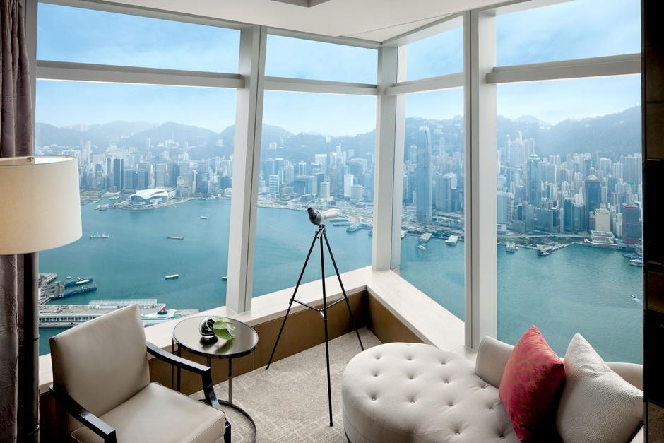 Гонконг / The Ritz-Carlton, Hong Kong 2
