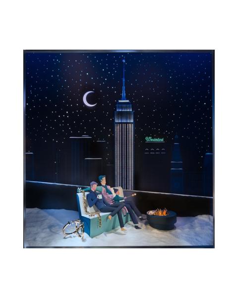 Праздник к нам приходит: рождественская кампания Tiffany