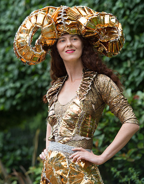 Королевские скачки в Аскоте: парад шляп | галерея [1] фото [13]