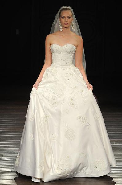 Лучшие коллекции Недели свадебной моды | галерея [5] фото [8]