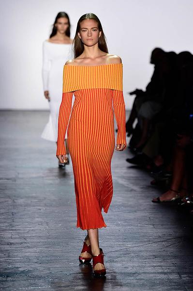 Неделя моды в Нью-Йорке 2015: день шестой | галерея [2] фото [4]