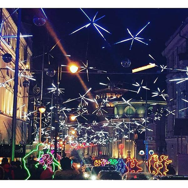 Ночь перед Рождеством: куда идти за новогодним настроением? | галерея [3] фото [5]