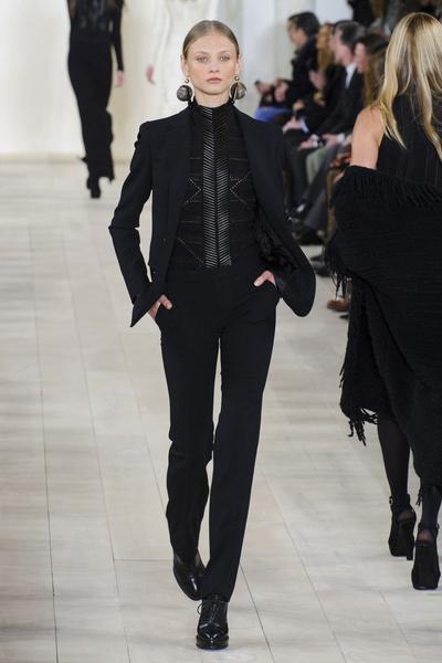 Показ Ralph Lauren на Неделе моды в Нью-Йорке | галерея [1] фото [16]