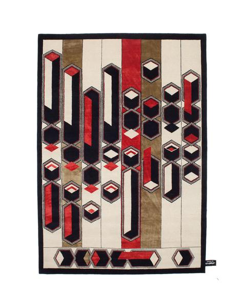 Яркая коллекция ковров от cc-tapis | галерея [1] фото [3]